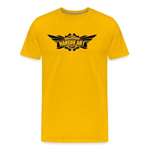HARDHEART003 - Maglietta Premium da uomo