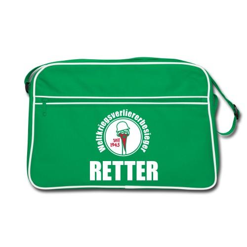 Retter-Tasche - Retro Tasche