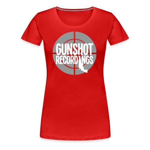 gunshot008 - Maglietta Premium da donna
