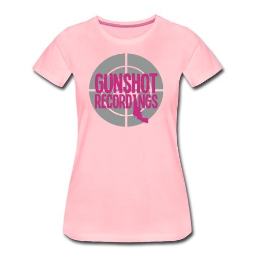 gunshot009 - Maglietta Premium da donna