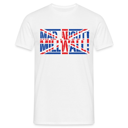 Mad About Millwall - Men's T-Shirt