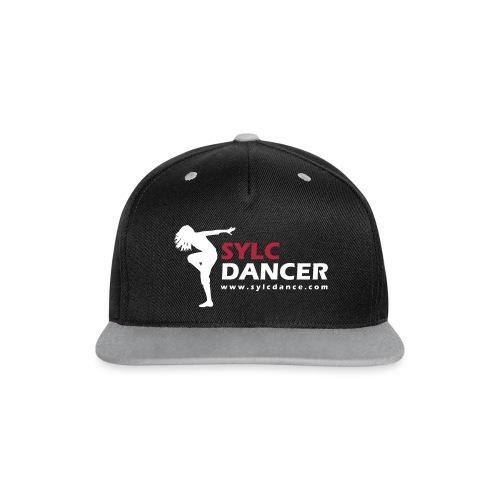Cap - Contrast snapback cap