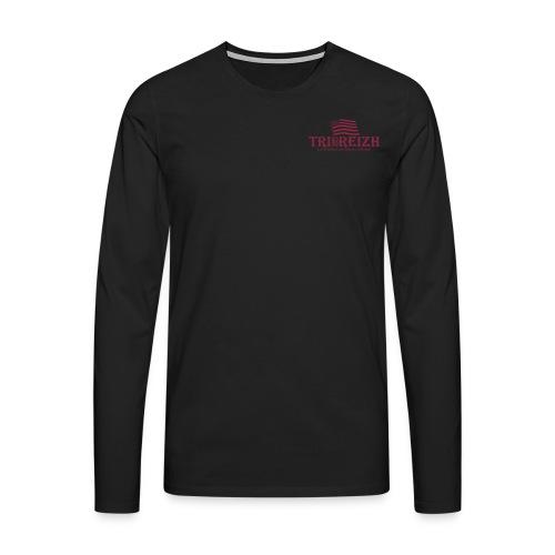 T-Shirt Manches Longues Homme - T-shirt manches longues Premium Homme