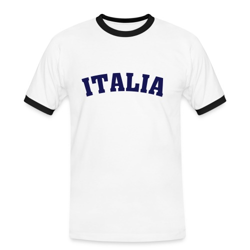 CHICO-ITALIA - Camiseta contraste hombre