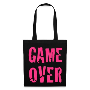 game over2 - Tote Bag