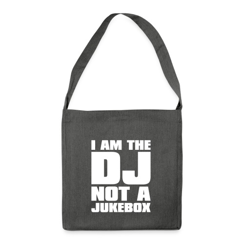 Sac Not Jukebox - Sac bandoulière 100 % recyclé