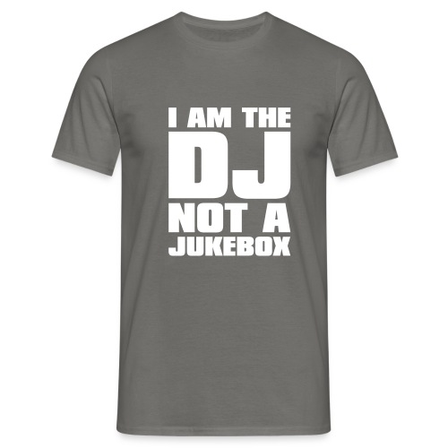 Not Jukebox - T-shirt Homme