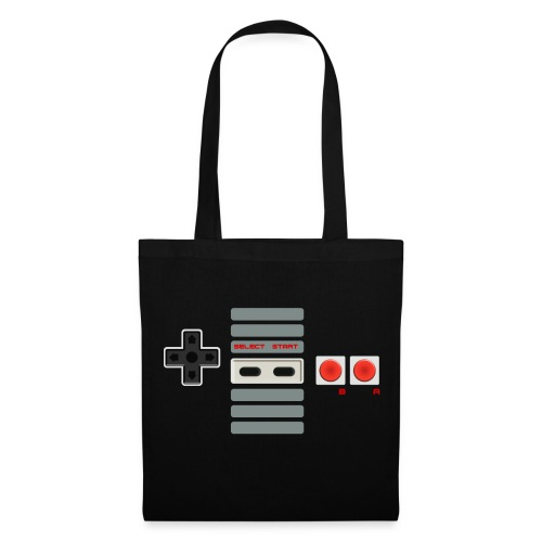 Tote Bag | Manette de Jeu 3D - Console NES retrogaming - Tote Bag