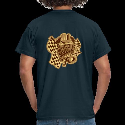 male  T'SHIRT  – FRONT & BACK PRINT - Men's T-Shirt