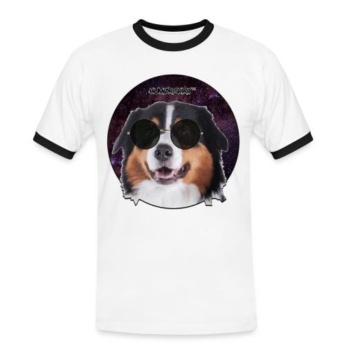 Cool Dog - T-shirt contrasté Homme