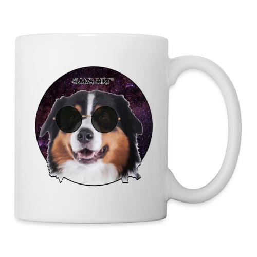 Super Dog Mug - Mug blanc