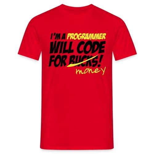 Programmer-Shirt - Männer T-Shirt