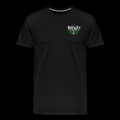 Railway 5 Premium Shirt (New) - Männer Premium T-Shirt
