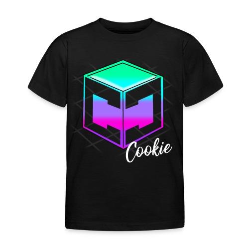 Child's Cookie Cutter - Retro Logo - Kids' T-Shirt