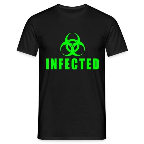 bio hazard - Men's T-Shirt