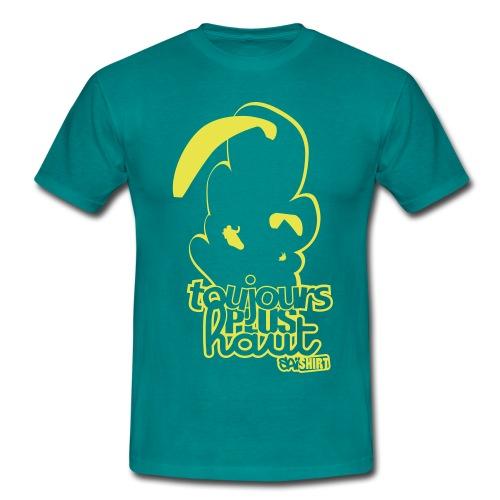 Toujours plus haut ! - T-shirt Homme