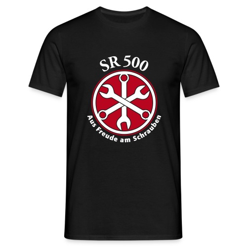 T-Shirt Freude am Schrauben - Männer T-Shirt
