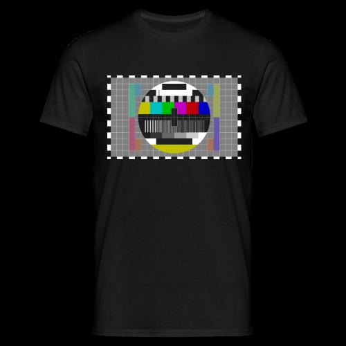 Testbild Shirt - Männer T-Shirt