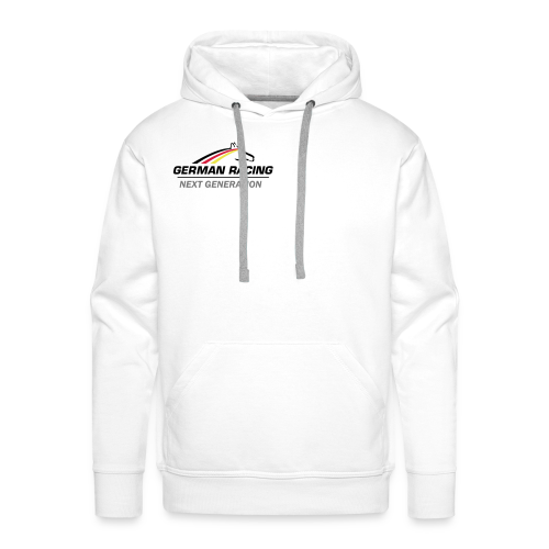 German Racing Next Gen Kapuzenpullover, Männer - Männer Premium Hoodie