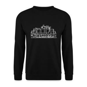 Diesel-Lokomotive - Männer Pullover
