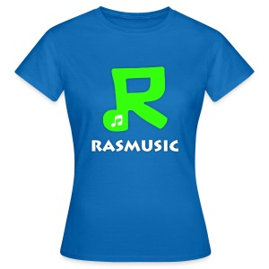Rasmusic T-shirt (Woman) - Women's T-Shirt