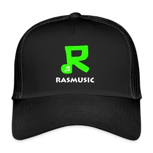 Rasmusic Cap - Trucker Cap