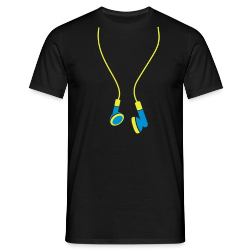 Ipod Style - T-shirt Homme