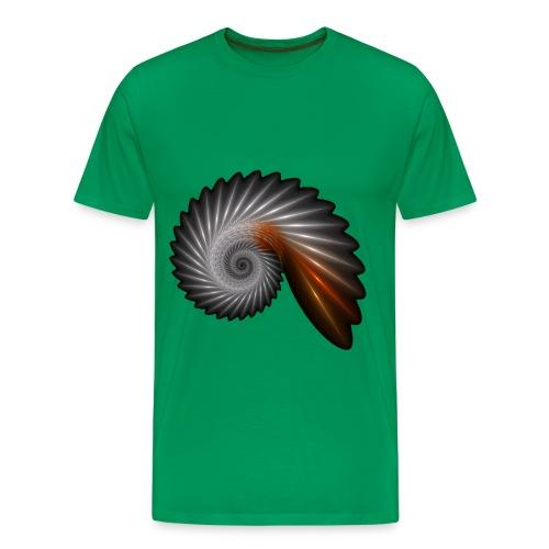 Männer Premium T-Shirt - Mandelbrot