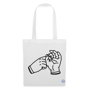 Fingers Tote Bag - Tote Bag