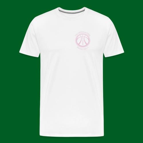 TShirt UHG Pink Logo Men - Männer Premium T-Shirt
