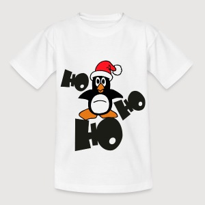 Ho Ho Ho - Teenager T-Shirt