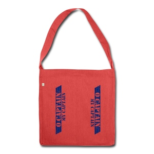 Captain - Schultertasche aus Recycling-Material
