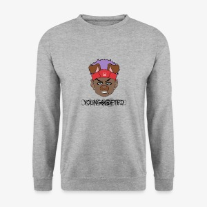 #YG 'SnapDog' Sweatshirt - Men's Sweatshirt