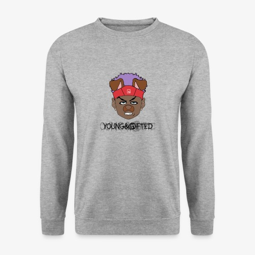 #YG 'SnapDog' Sweatshirt - Men's Sweatshirt