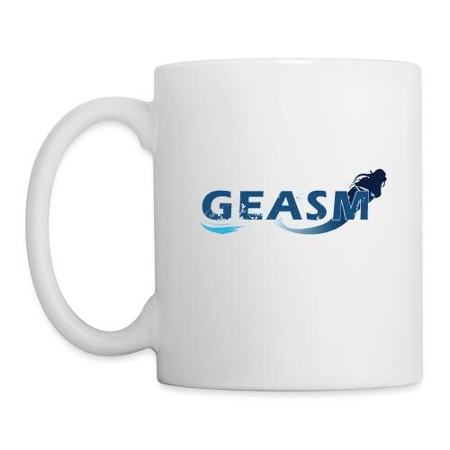 Mug GEASM Anse Gauche - Mug blanc