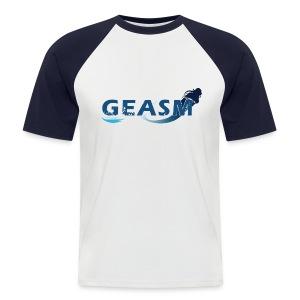 T-Shirt BC Homme GEASM - T-shirt baseball manches courtes Homme