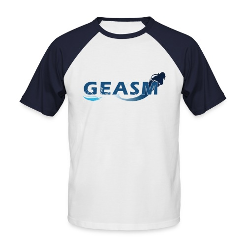 T-Shirt BC Homme GEASM - T-shirt baseball manches courtes Homme