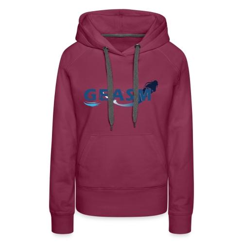 Sweat Femme GEASM - Sweat-shirt à capuche Premium pour femmes