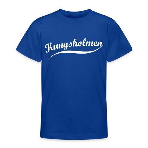 Kungsholmen JR Tee - T-shirt tonåring