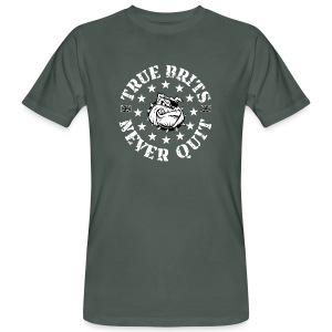 Where there's a Brit! - Men's Organic T-shirt