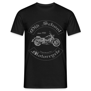 Old School MC | 1970 - T-Shirt - Männer T-Shirt
