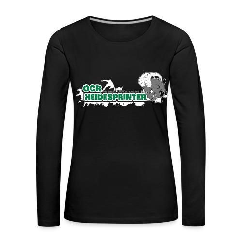 OCR Heidesprinter Frauen Premium Langarmshirt  - Frauen Premium Langarmshirt