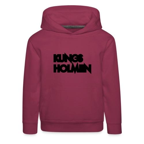 Kungs Holmen JR Hood - Premium-Luvtröja barn
