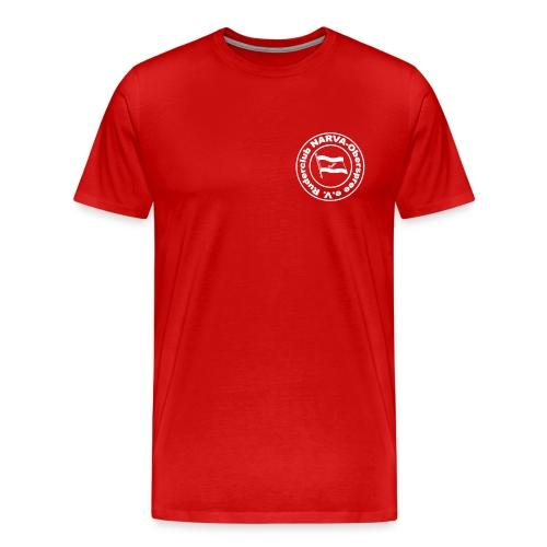 T-Shirt mit Brustlogo - Männer Premium T-Shirt
