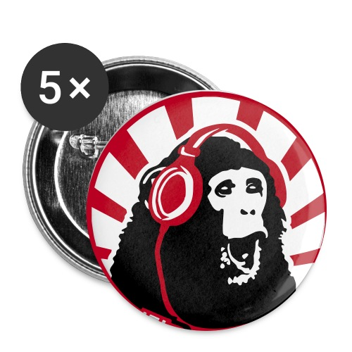 humour - Badge grand 56 mm