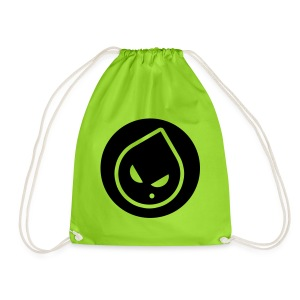 Rong Lime Green Drawstring Bag - Drawstring Bag