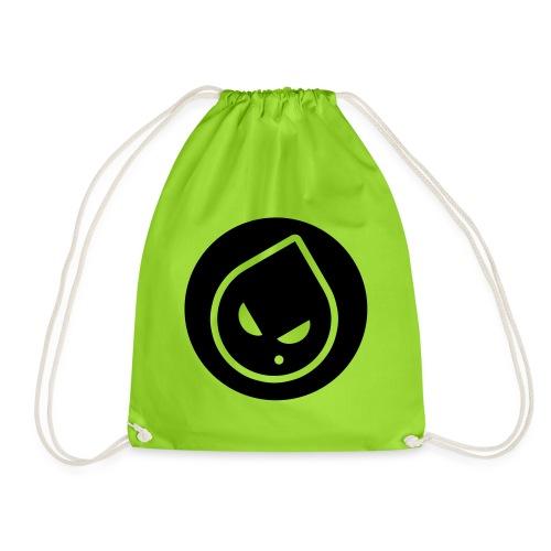 Rong Lime Green Drawstring Bag - Drawstring Bag