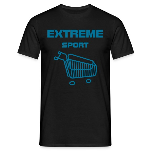 Black Extreme - Men's T-Shirt