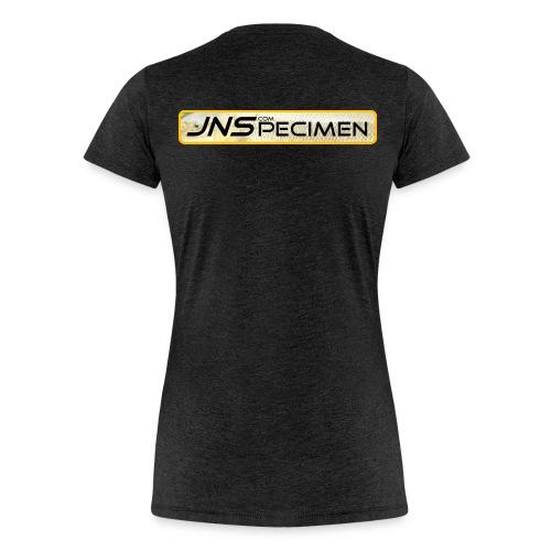 Tshirt femme JNSpecimen - T-shirt Premium Femme