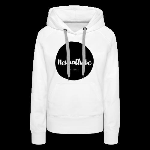 Heimatliebe Winterpullover - Frauen Premium Hoodie